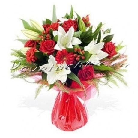 доставка цветов Москва, цветы Москва, купить цветы в Москве, цветы недорого Москва, заказать цветы Москва, цветы, Москва, доставка, роза, букет роз, красная роза, лилия, букет лилий