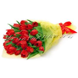 доставка цветов Москва, цветы Москва, купить цветы в Москве, цветы недорого Москва, заказать цветы Москва, цветы, Москва, доставка, тюльпаны, красные тюльпаны, букет тюльпанов
