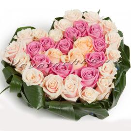 доставка цветов Москва, цветы Москва, купить цветы в Москве, цветы недорого Москва, заказать цветы Москва, цветы, Москва, доставка, композиция, роза, сердце