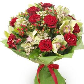 доставка цветов Москва, цветы Москва, купить цветы в Москве, цветы недорого Москва, заказать цветы Москва, цветы, Москва, доставка, роза, орхидея, красная роза, гиперикум
