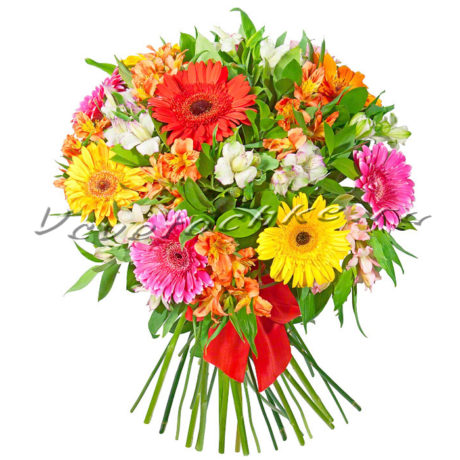 доставка цветов Москва, цветы Москва, купить цветы в Москве, цветы недорого Москва, заказать цветы Москва, цветы, Москва, доставка, гербера, альстромерия, букет гербер