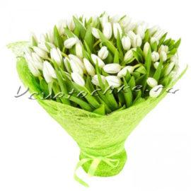 доставка цветов Москва, цветы Москва, купить цветы в Москве, цветы недорого Москва, заказать цветы Москва, цветы, Москва, доставка, тюльпаны, белые тюльпаны, букет, букет белых тюльпанов
