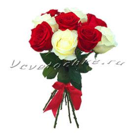 доставка цветов Москва, цветы Москва, купить цветы в Москве, цветы недорого Москва, заказать цветы Москва, цветы, Москва, доставка, роза, белая роза, красная роза, букет роз