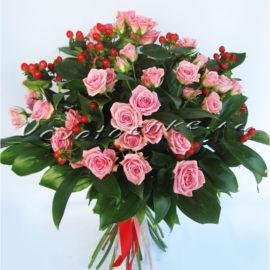 доставка цветов Москва, цветы Москва, купить цветы в Москве, цветы недорого Москва, заказать цветы Москва, цветы, Москва, доставка, роза, кустовая роза, букет кустовых роз