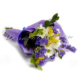 доставка цветов Москва, цветы Москва, купить цветы в Москве, цветы недорого Москва, заказать цветы Москва, цветы, Москва, доставка, хризантема, хризантема кустовая, статица