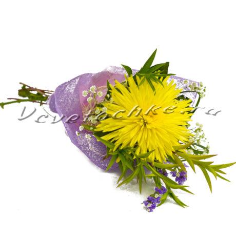 доставка цветов Москва, цветы Москва, купить цветы в Москве, цветы недорого Москва, заказать цветы Москва, цветы, Москва, доставка, хризантема, одноголовая хризантема, желтая хризантема, букет
