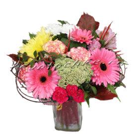 доставка цветов Москва, цветы Москва, купить цветы в Москве, цветы недорого Москва, заказать цветы Москва, цветы, Москва, доставка, гвоздика, кустовая гвоздика, гербера, букет