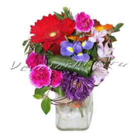 доставка цветов Москва, цветы Москва, купить цветы в Москве, цветы недорого Москва, заказать цветы Москва, цветы, Москва, доставка, гербера, гвоздика, кустовая гвоздика, ирисы, альстромерия