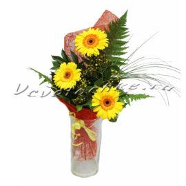 доставка цветов Москва, цветы Москва, купить цветы в Москве, цветы недорого Москва, заказать цветы Москва, цветы, Москва, доставка, гербера, гипсофила, букет