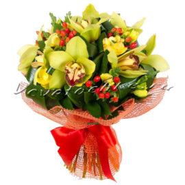 доставка цветов Москва, цветы Москва, купить цветы в Москве, цветы недорого Москва, заказать цветы Москва, цветы, Москва, доставка, букет, орхидея, фрезия