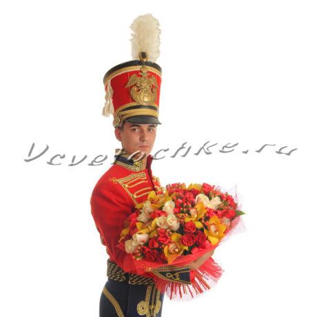 Костюмированная доставка, Костюмированная доставка в Москве, доставка