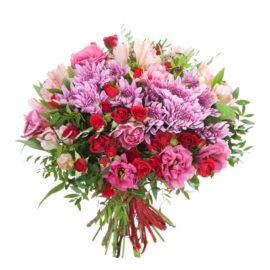 доставка цветов Москва, цветы Москва, купить цветы в Москве, цветы недорого Москва, заказать цветы Москва, цветы, Москва, доставка, букет, роза, эустома, альстромерия, хризантема