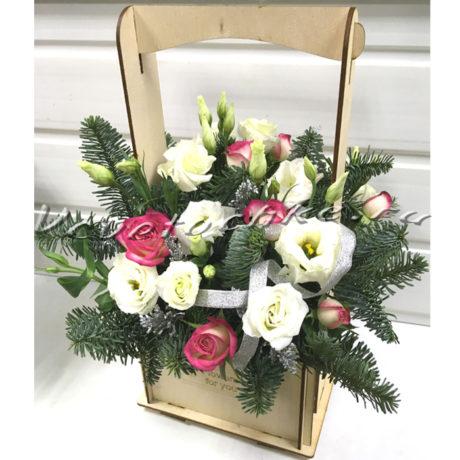 доставка цветов Москва, цветы Москва, купить цветы в Москве, цветы недорого Москва, заказать цветы Москва, цветы, Москва, доставка, букет, хризантема, кустовая хризантема, эустома, композиция, нобилис