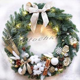 доставка цветов Москва, цветы Москва, купить цветы в Москве, цветы недорого Москва, заказать цветы Москва, цветы, Москва, доставка, новый год, новогодние композиции, композиции, новый, елка, елочка, рождественская сказка, сказка, нобилис