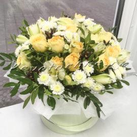 доставка цветов Москва, цветы Москва, купить цветы в Москве, цветы недорого Москва, заказать цветы Москва, цветы, Москва, доставка, букет, композиция, альстромерия, роза, кустовая роза, хризантема, кустовая хризантема, сантини, шишки