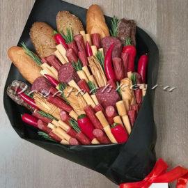 доставка цветов Москва, цветы Москва, купить цветы в Москве, цветы недорого Москва, заказать цветы Москва, цветы, Москва, доставка, букет, мужской букет, съедобный букет, колбаса, колбаска, сыр, чили, сосиски