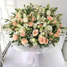 доставка цветов Москва, цветы Москва, купить цветы в Москве, цветы недорого Москва, заказать цветы Москва, цветы, Москва, доставка, букет, альстромерия, роза, кустовая роза, эустома
