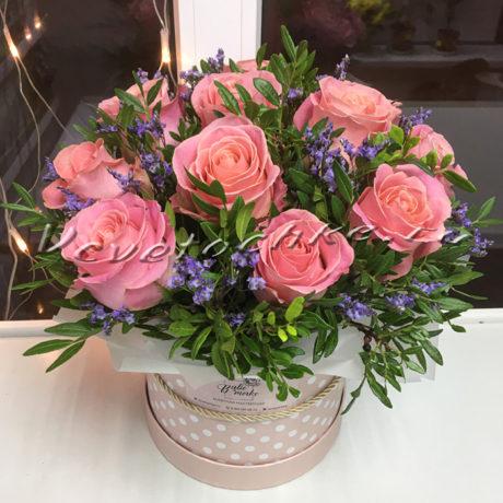 доставка цветов Москва, цветы Москва, купить цветы в Москве, цветы недорого Москва, заказать цветы Москва, цветы, Москва, доставка, букет, коробка, шляпная коробка, коробка роз, роза
