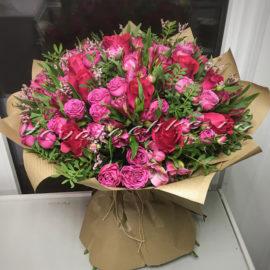 доставка цветов Москва, цветы Москва, купить цветы в Москве, цветы недорого Москва, заказать цветы Москва, цветы, Москва, доставка, букет, композиция, роза, кустовая роза, альстромерия, лимониум
