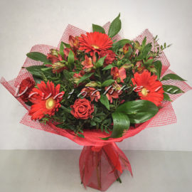 доставка цветов Москва, цветы Москва, купить цветы в Москве, цветы недорого Москва, заказать цветы Москва, цветы, Москва, доставка, букет, альстромерия, гербера, роза