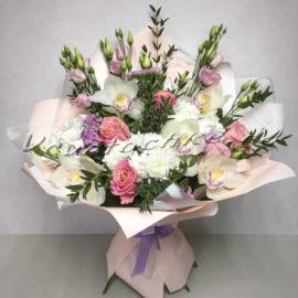 доставка цветов Москва, цветы Москва, купить цветы в Москве, цветы недорого Москва, заказать цветы Москва, цветы, Москва, доставка, букет, орхидея, роза, хризантема, кустовая хризантема, эустома, статица