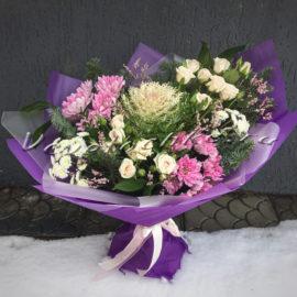 доставка цветов Москва, цветы Москва, купить цветы в Москве, цветы недорого Москва, заказать цветы Москва, цветы, Москва, доставка, букет, роза, кустовая роза, хризантема, кустовая хризантема, сантини, брассика, лимониум, нобилис