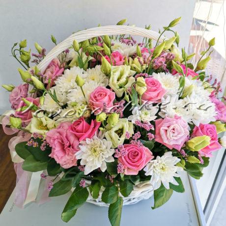 доставка цветов Москва, цветы Москва, купить цветы в Москве, цветы недорого Москва, заказать цветы Москва, цветы, Москва, доставка, букет, корзина, роза, хризантема, эустома