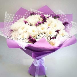 доставка цветов Москва, цветы Москва, купить цветы в Москве, цветы недорого Москва, заказать цветы Москва, цветы, Москва, доставка, хризантема, кустовая хризантема