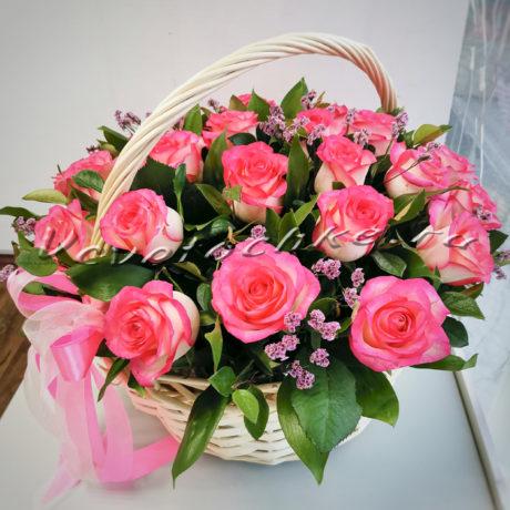 доставка цветов Москва, цветы Москва, купить цветы в Москве, цветы недорого Москва, заказать цветы Москва, цветы, Москва, доставка, корзина цветов, роза, корзина роз