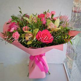 доставка цветов Москва, цветы Москва, купить цветы в Москве, цветы недорого Москва, заказать цветы Москва, цветы, Москва, доставка, букет, гвоздика, гвоздика кустовая, орхидея, роза